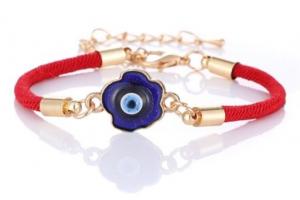 bracelet chance rouge